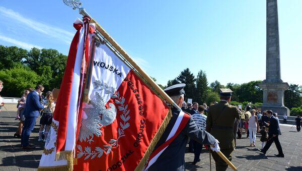 Nieśmiertelny Pułk w Warszawie - Sputnik Polska