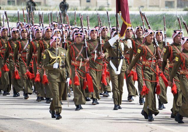 Ceremonia otwarcia wystawy Specjalnych Sił Operacyjnych SOFEX-2018 w Jordanii