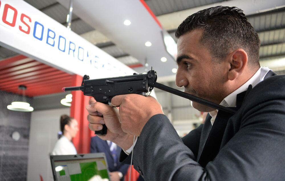Wystawa Specjalnych Sił Operacyjnych SOFEX-2018 w Jordanii