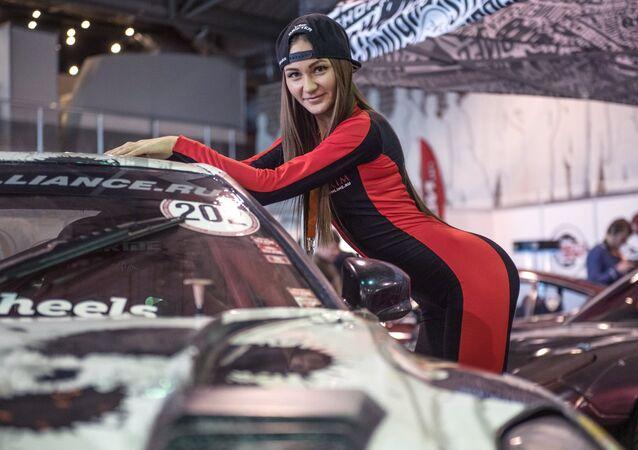 Motorsport Expo w Moskwie