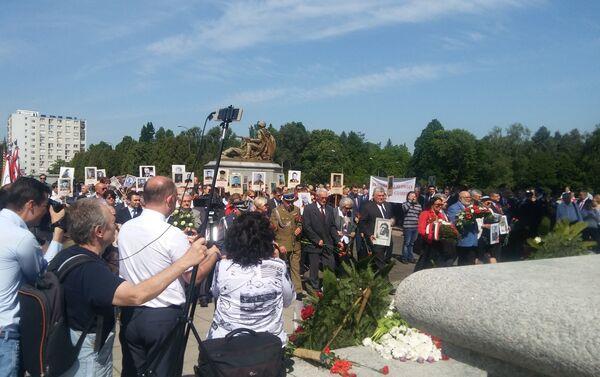 Dzień Zwycięstwa w Warszawie - Sputnik Polska