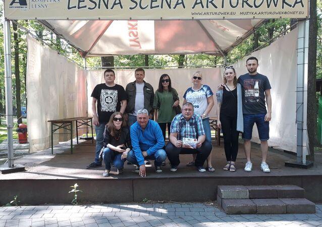Ogólnopolska Akcja Przeciwdziałania Rusofobii w Łodzi