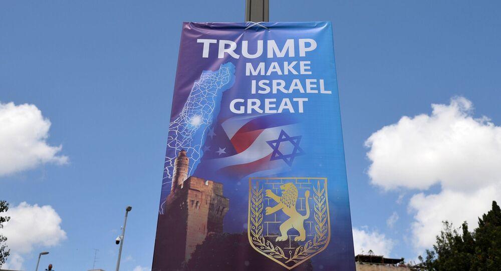 Przeniesienie ambasady USA do Jerozolimy