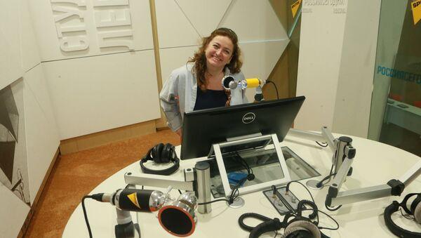 Agnieszka Wołk-Łaniewska, publicystka polska - Sputnik Polska