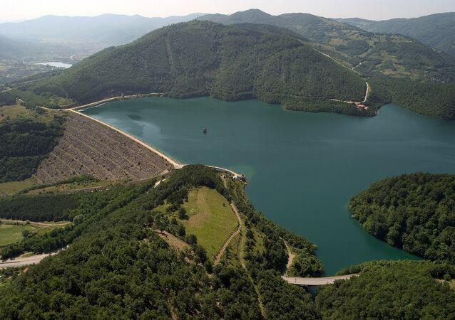 Jezioro Gazivode