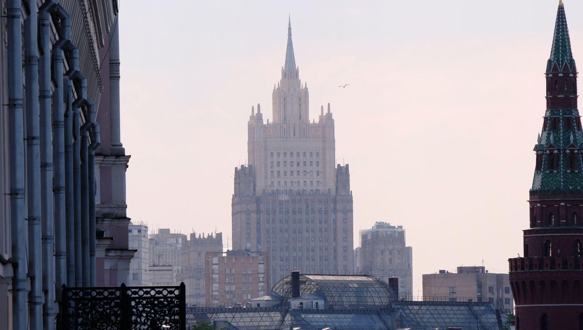 Budynek MSZ Rosji  - Sputnik Polska, 1920, 06.02.2021