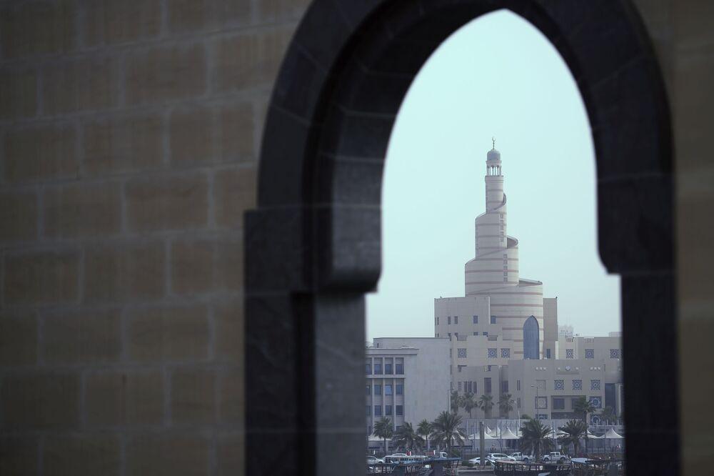 Muzułmańskie Centrum Kultury Fanar w Doha