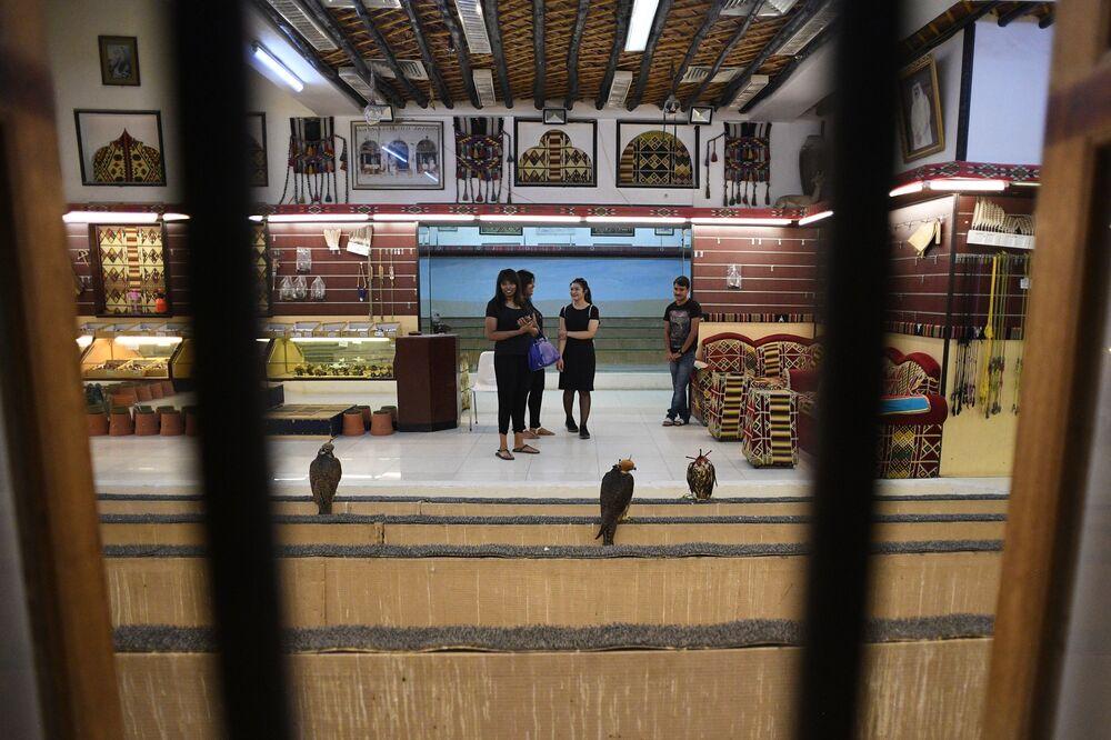Sprzedaż sokołów w Doha
