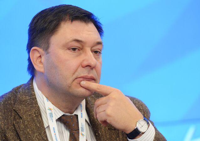 Dziennikarz Kirił Wyszynski