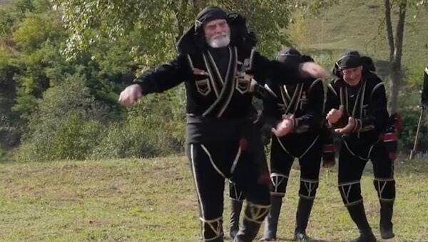 Długowieczni tancerze - Sputnik Polska