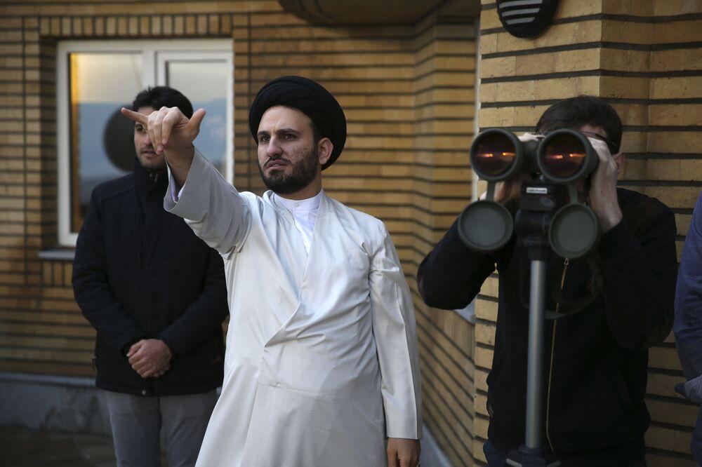 Pierwszy dzień świętego miesiąca Ramadanu w Iranie