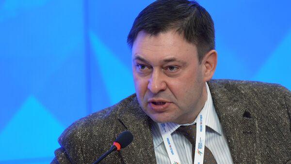 Kirił Wyszynski, 2015 rok - Sputnik Polska