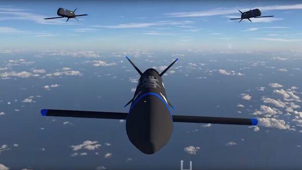 Rozwijanie dronów w ramach programu Gremlins - Sputnik Polska
