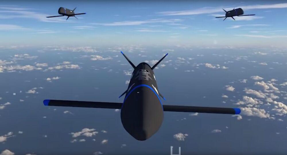 Rozwijanie dronów w ramach programu Gremlins