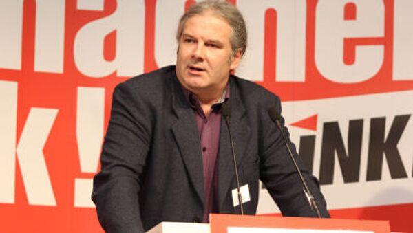 Deputowany do Bundestagu z ramienia Lewicy Andriej Hunko - Sputnik Polska
