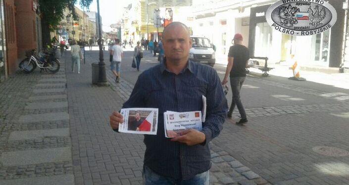 Braterstwo Polsko-Rosyjskie wychodzi na ulice wielu polskich miast