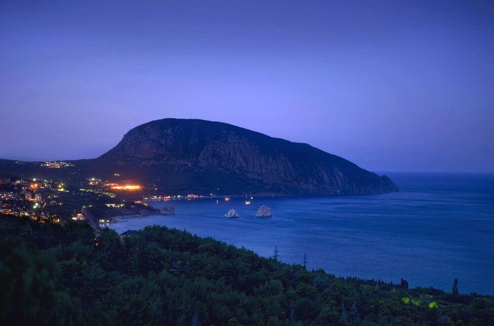 Góra Ajudah na Krymie