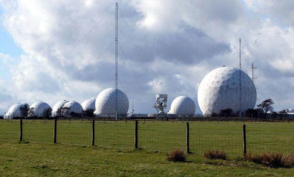 Stacja sił lotniczych Wielkiej Brytanii (Royal Air Force) w North Yorkshire - Sputnik Polska