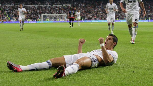 Cristiano Ronaldo - Sputnik Polska