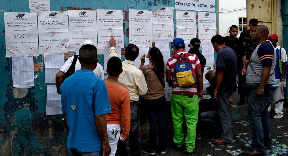 Wybory w Wenezueli
