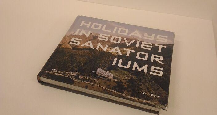 Album Wakacje w radzieckich sanatoriach