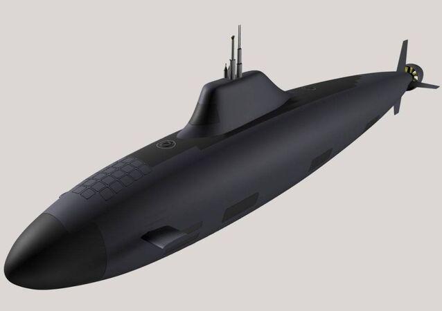 Projekt okrętów podwodnych piątej generacji Husky