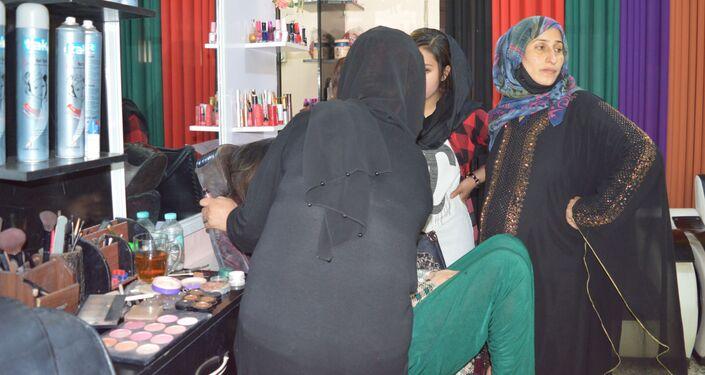 Salon piękności w Kabulu