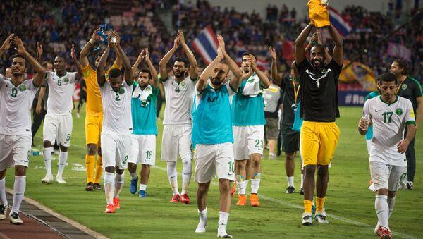 Сборная Саудовской Аравии по футболу - Sputnik Polska