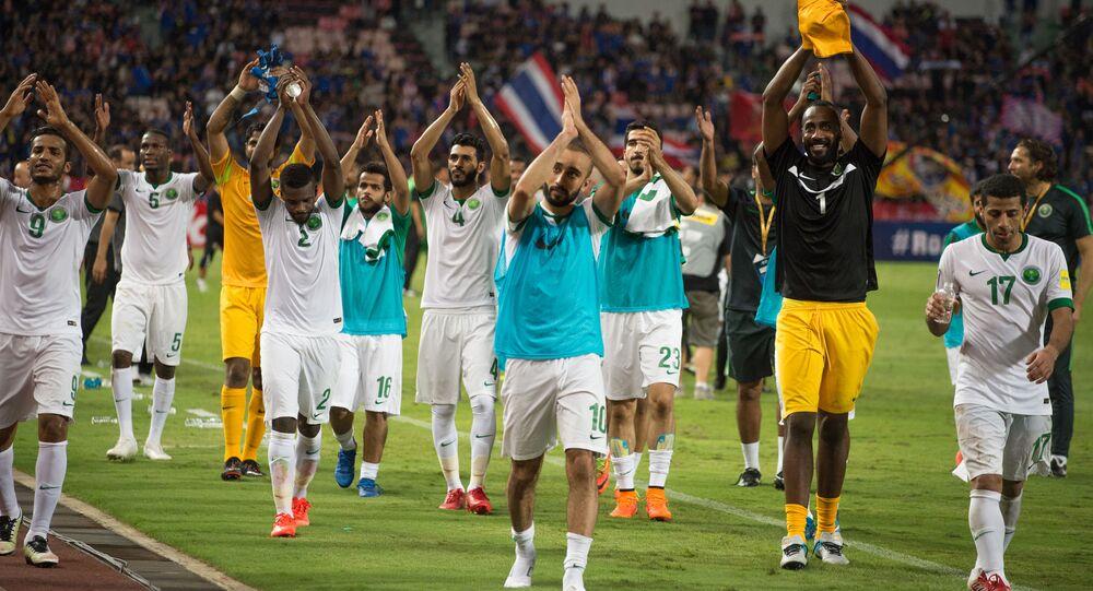 Reprezentacja Arabii Saudyjskiej w piłce nożnej