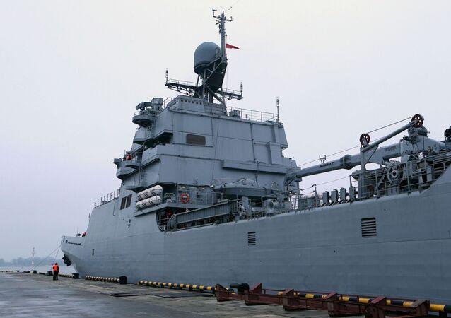 """Duży okręt desantowy """"Iwan Gren"""""""