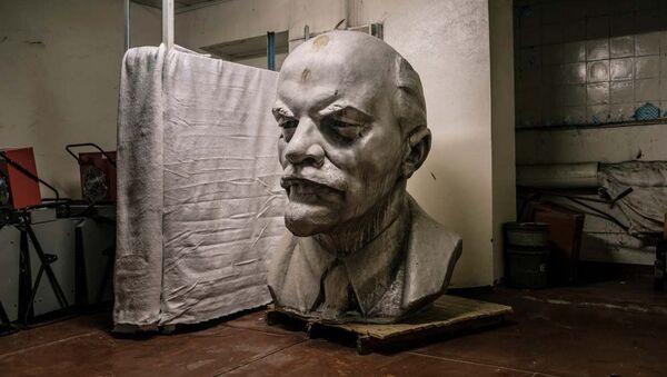 Czarnobyl, 1.10.2016r. W poszukiwaniu Lenina - Sputnik Polska