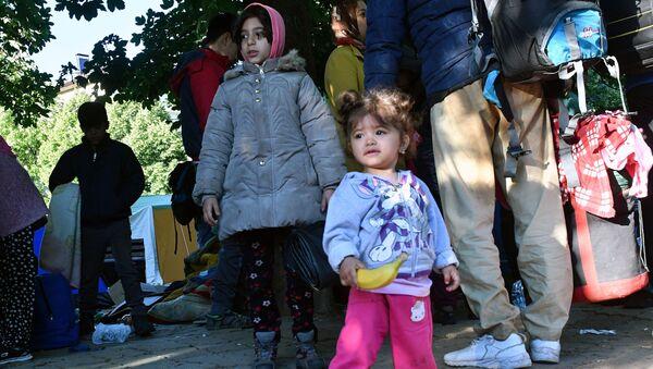 Migranci w Bośni - Sputnik Polska