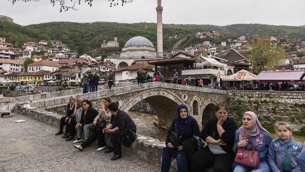 Most kamienny w Prizrenie, Kosowo - Sputnik Polska