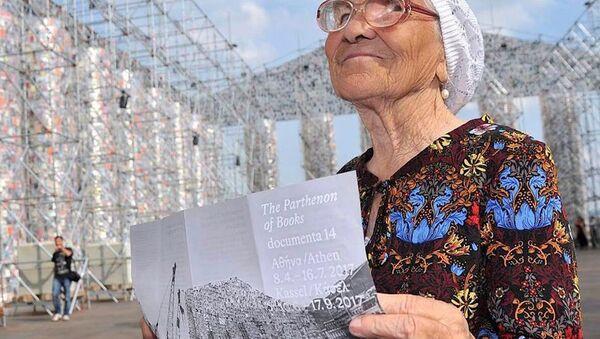 Babcia, która podróżuje więcej niż Ty - Sputnik Polska