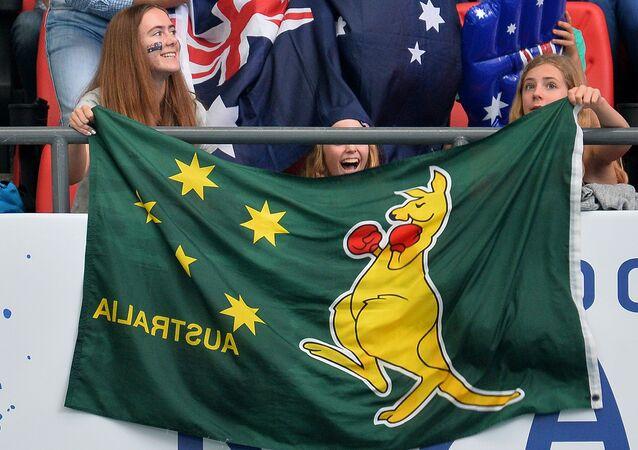 Australijscy kibice