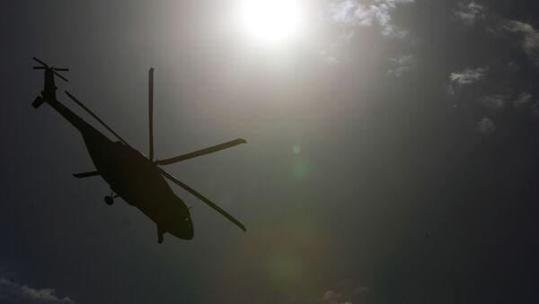 Rosyjski helikopter Mi-26 T2 - Sputnik Polska