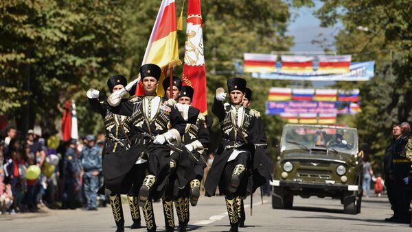 25. rocznica ogłoszenia niepodległości Osetii Południowej - Sputnik Polska