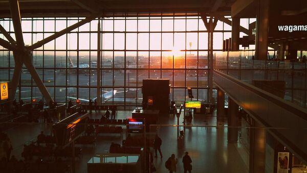 Londyńskie lotnisko Heathrow - Sputnik Polska