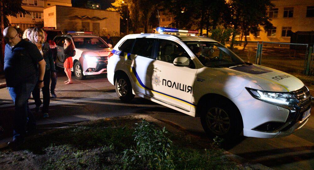 Policja pod domem zabitego Arkadija Babczenki