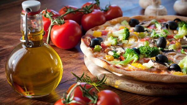Pizza z warzywami - Sputnik Polska