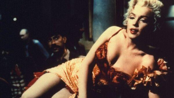 Aktorka Marilyn Monroe - Sputnik Polska