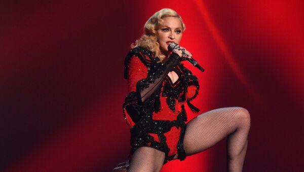 Piosenkarka Madonna  - Sputnik Polska
