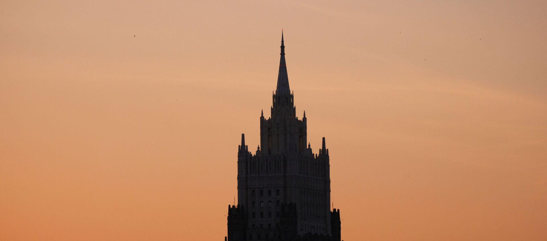 Budynek MSZ Rosji - Sputnik Polska, 1920, 27.05.2021