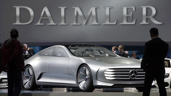 Daimler - Sputnik Polska