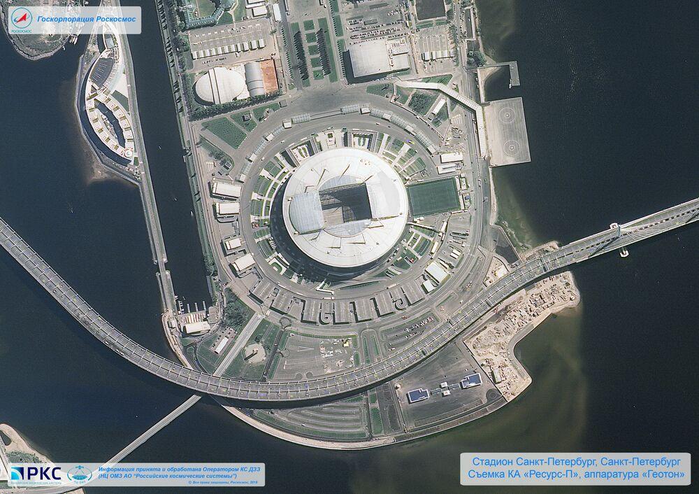 Stadion Sankt-Petersburg – stadion piłkarski w Petersburgu