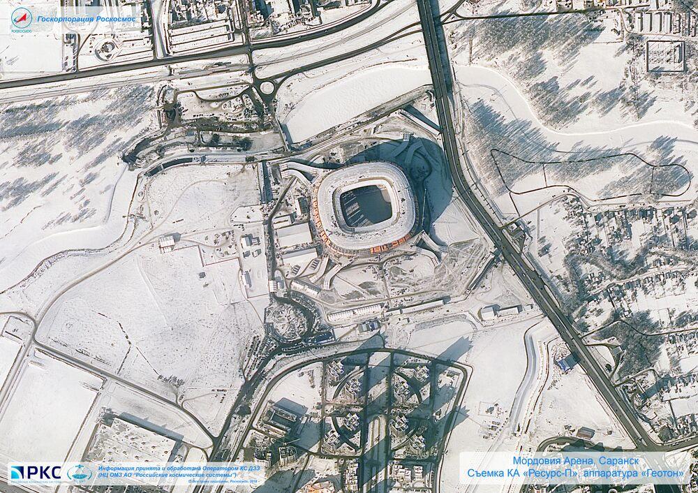 Stadion Mordovia Arena w Sarańsku