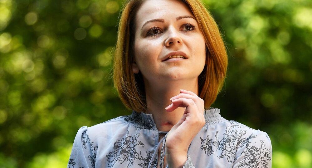 Pierwszy wywiad Julii Skripal po otruciu