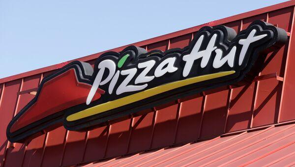 Logo Pizza Hut - Sputnik Polska
