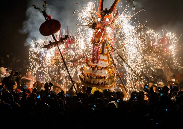Święto w Chinach