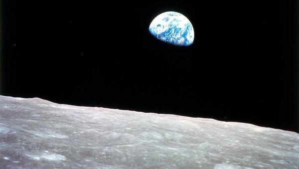 Pierwsze zdjęcie Ziemi z orbity okołoksiężycowej - Sputnik Polska
